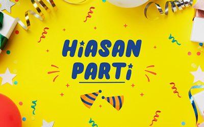 Happy Home Hiasan Parti